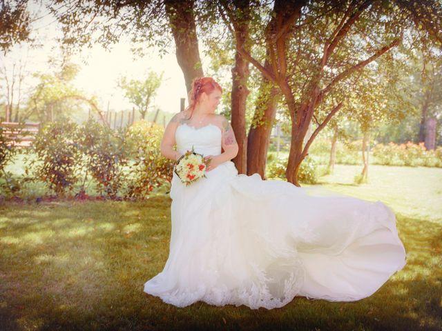 Il matrimonio di Gianluca e Sabrina a Ozzero, Milano 25