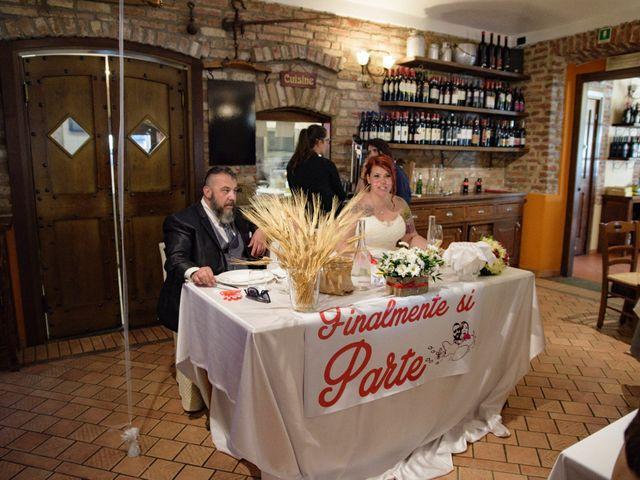 Il matrimonio di Gianluca e Sabrina a Ozzero, Milano 27