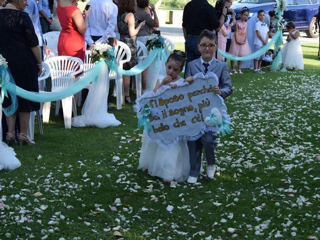 Il matrimonio di Ester e Salvatore a Gombito, Cremona 1