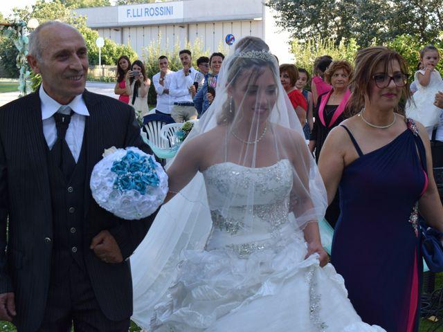 Il matrimonio di Ester e Salvatore a Gombito, Cremona 5