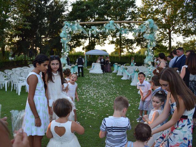 Il matrimonio di Ester e Salvatore a Gombito, Cremona 6
