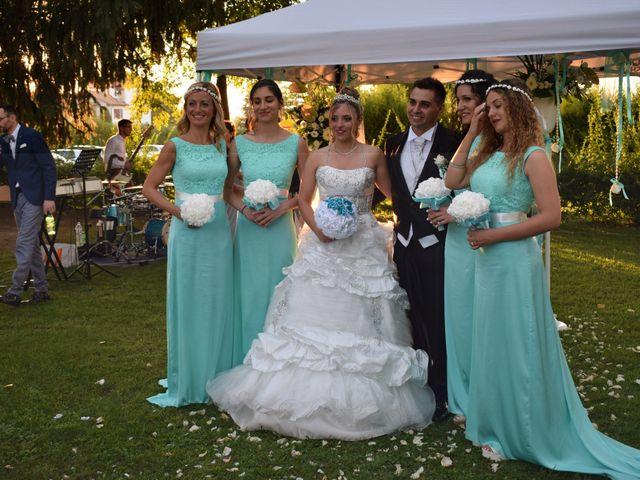 Il matrimonio di Ester e Salvatore a Gombito, Cremona 8