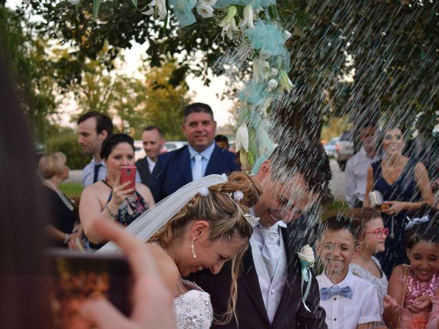 Il matrimonio di Ester e Salvatore a Gombito, Cremona 11