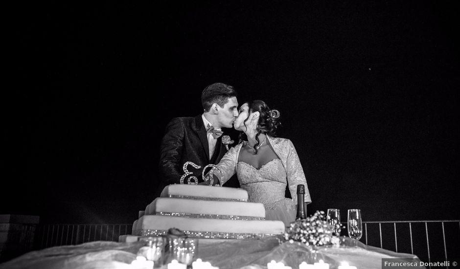 Il matrimonio di Damiano e Elena a Poppi, Arezzo