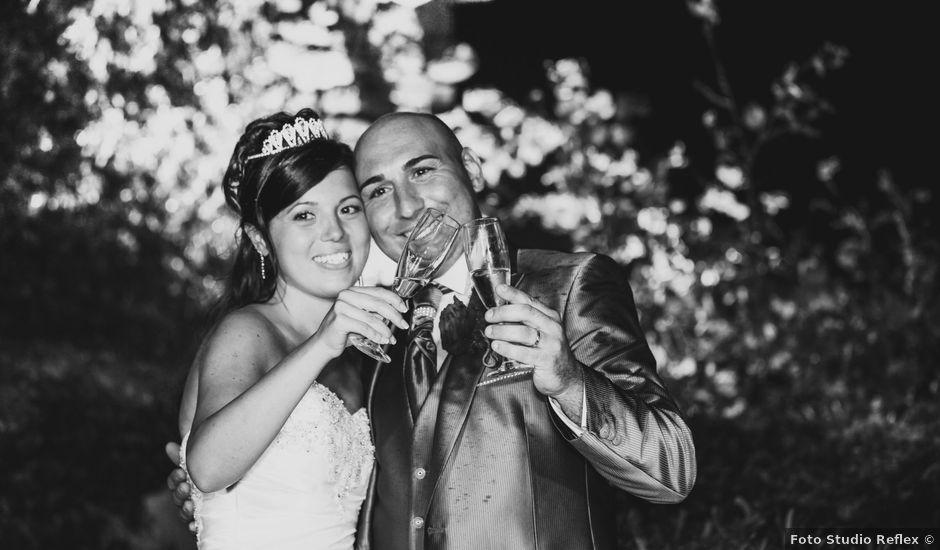 Il matrimonio di Alberto e Elisa a Massa, Massa Carrara