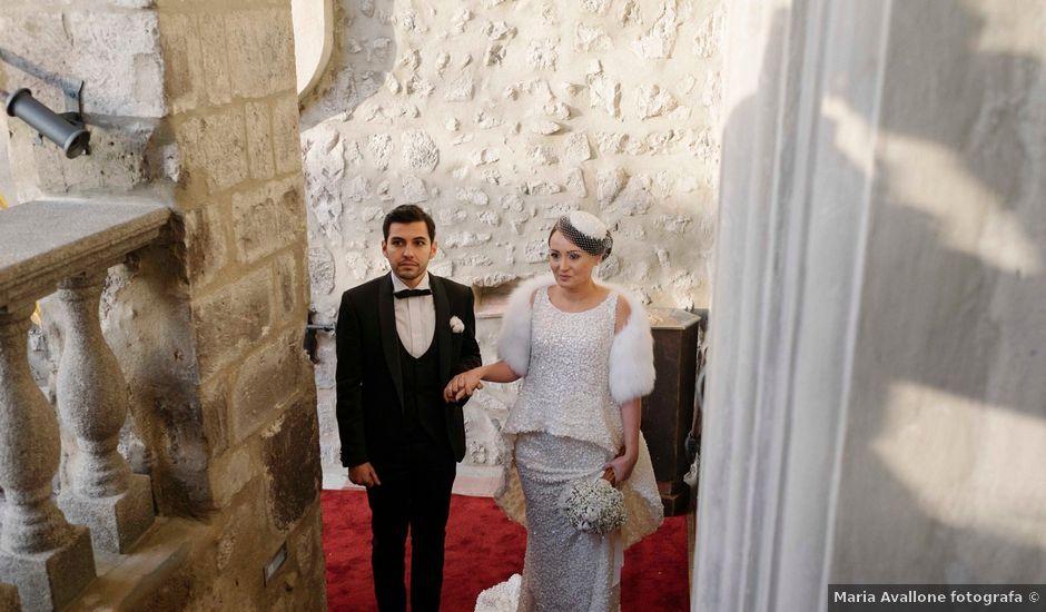 Il matrimonio di Domenico e Silvana a Faicchio, Benevento