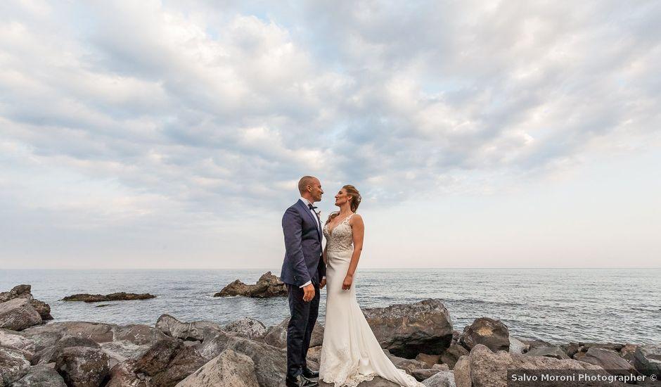Il matrimonio di Michele e Arianna a Trecastagni, Catania