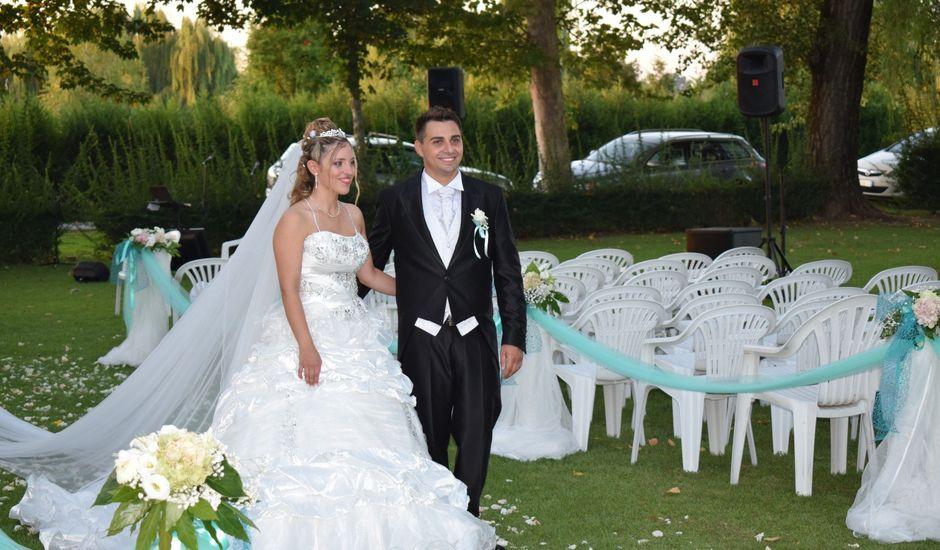 Il matrimonio di Ester e Salvatore a Gombito, Cremona