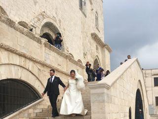 Le nozze di Marianna  e Francesco 1