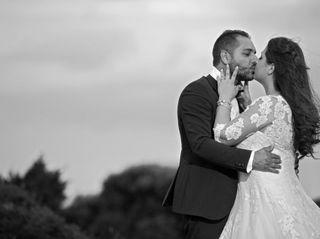Le nozze di Damiana e Nico