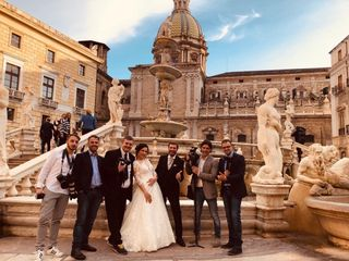 Le nozze di Claudia e Fabio 1