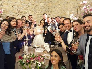 Le nozze di Claudia e Fabio 3