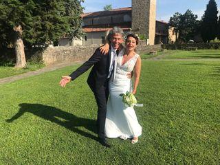 Le nozze di Tamara e Andrea
