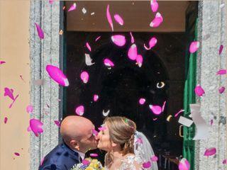 Le nozze di Ilaria e Corrado