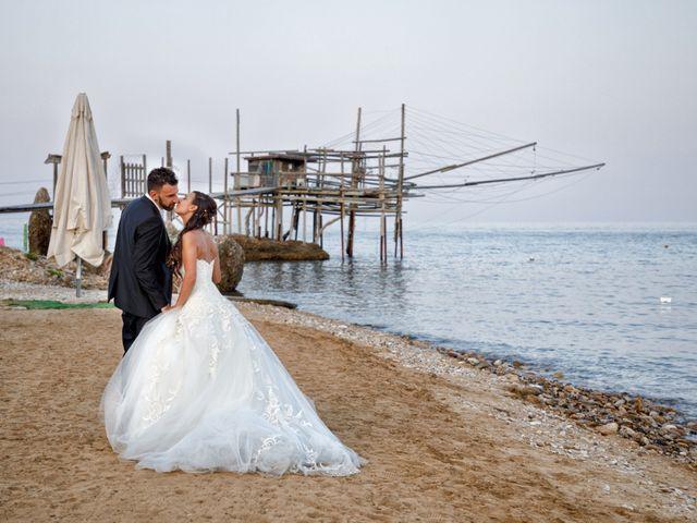Le nozze di Clarissa e Gerardo