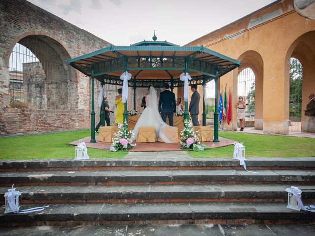 Il matrimonio di Paolo e Mary a Pisa, Pisa 5