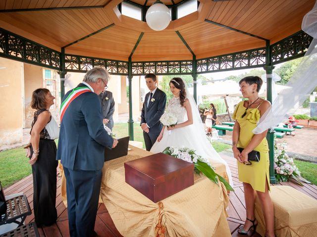 Il matrimonio di Paolo e Mary a Pisa, Pisa 8
