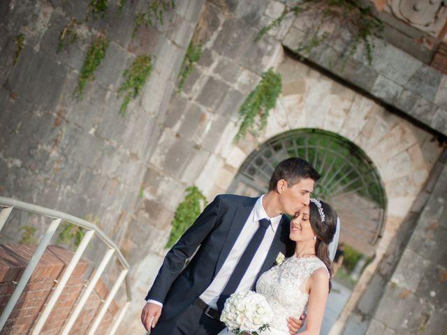 Il matrimonio di Paolo e Mary a Pisa, Pisa 15