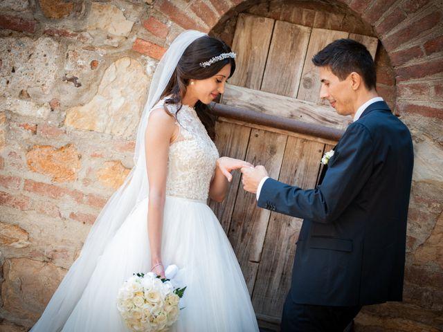Il matrimonio di Paolo e Mary a Pisa, Pisa 1