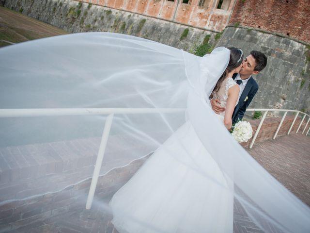 Il matrimonio di Paolo e Mary a Pisa, Pisa 2