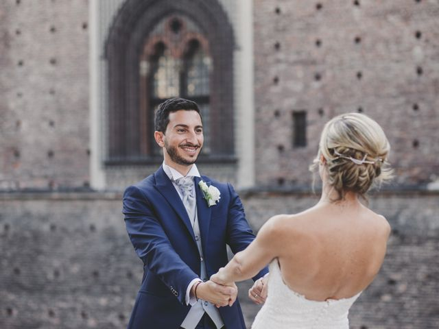 Le nozze di Marta e Giuseppe