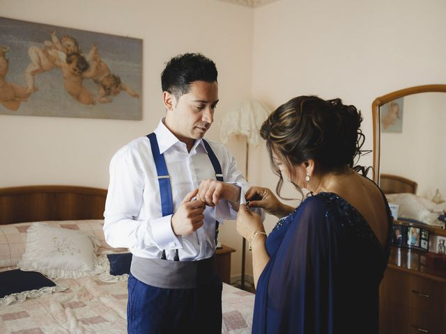 Il matrimonio di Gianni e Cinzia a Vittoria, Ragusa 1