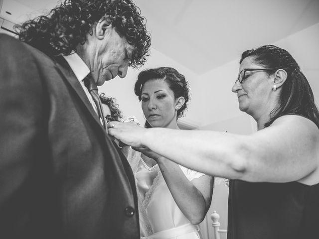 Il matrimonio di Luca e Jessica a Miglianico, Chieti 17