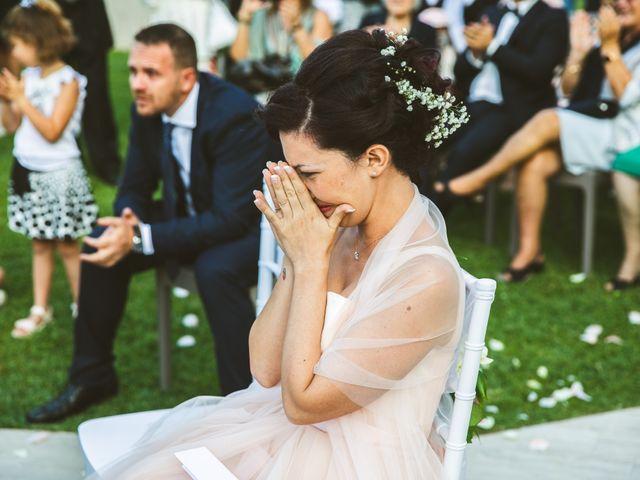 Il matrimonio di Luca e Jessica a Miglianico, Chieti 28