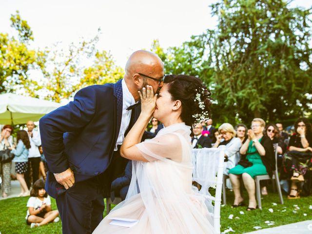 Il matrimonio di Luca e Jessica a Miglianico, Chieti 29
