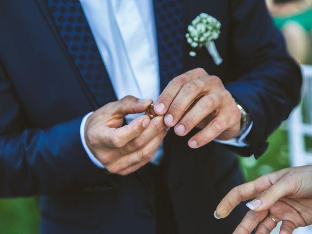 Il matrimonio di Luca e Jessica a Miglianico, Chieti 30