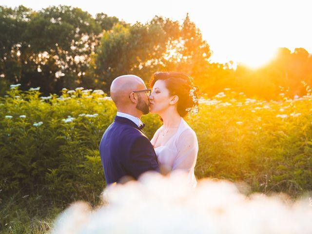 Il matrimonio di Luca e Jessica a Miglianico, Chieti 32