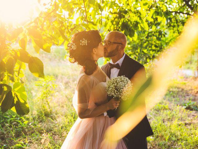 Il matrimonio di Luca e Jessica a Miglianico, Chieti 33