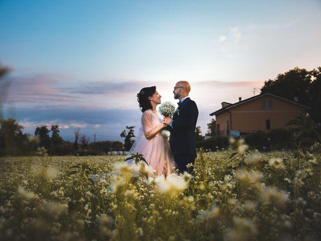 Il matrimonio di Luca e Jessica a Miglianico, Chieti 1