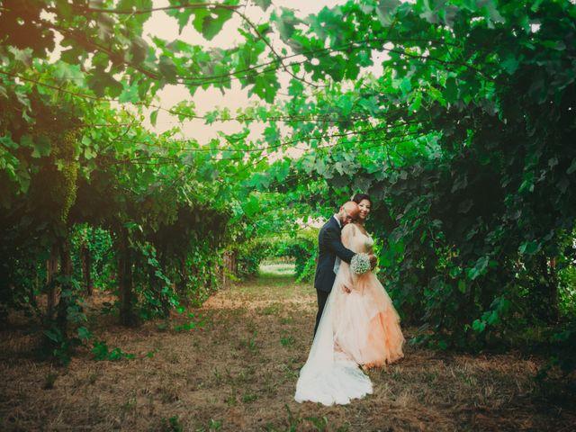 Il matrimonio di Luca e Jessica a Miglianico, Chieti 2