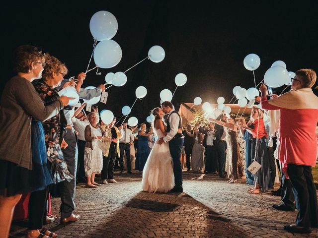 Le nozze di Lea e Patrick