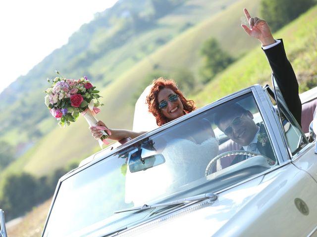 Il matrimonio di Matteo  e Francesca a Vicoforte, Cuneo 2