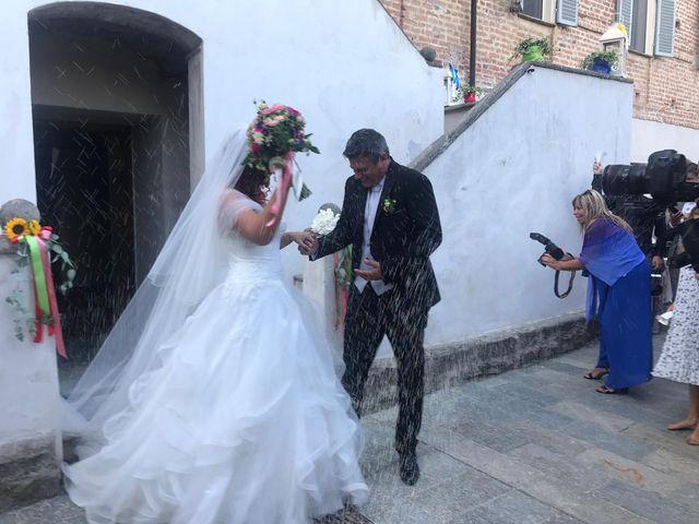 Il matrimonio di Matteo  e Francesca a Vicoforte, Cuneo 9