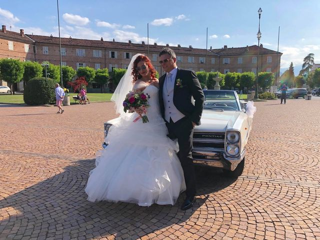 Il matrimonio di Matteo  e Francesca a Vicoforte, Cuneo 15