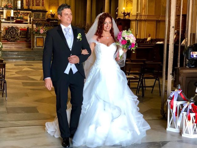 Il matrimonio di Matteo  e Francesca a Vicoforte, Cuneo 25