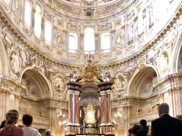 Il matrimonio di Matteo  e Francesca a Vicoforte, Cuneo 27
