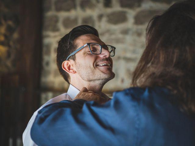 Il matrimonio di Alberto e Stefania a Albese con Cassano, Como 5