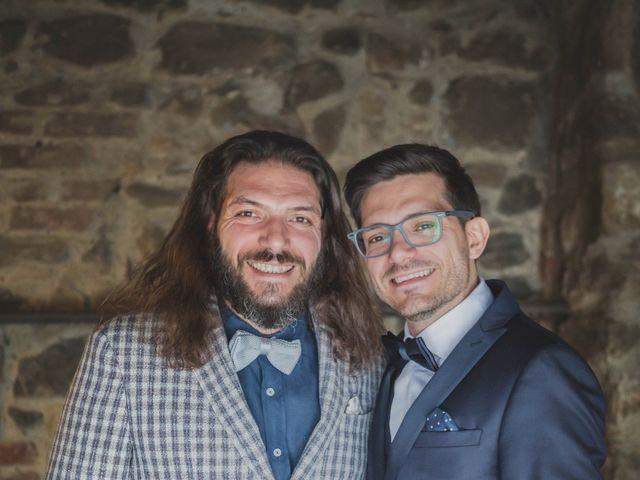 Il matrimonio di Alberto e Stefania a Albese con Cassano, Como 24