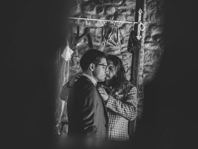 Il matrimonio di Alberto e Stefania a Albese con Cassano, Como 26