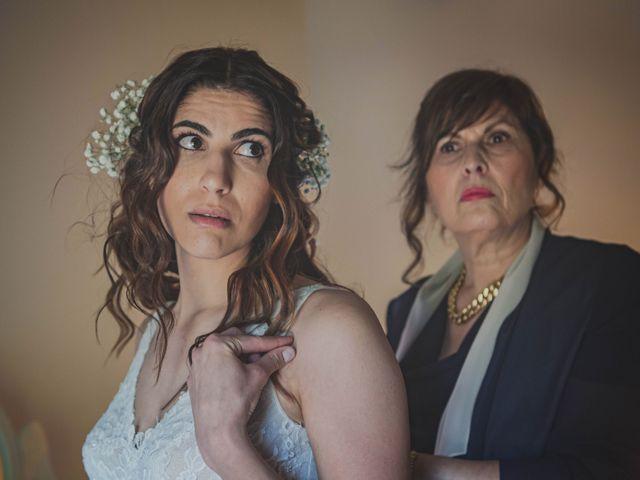 Il matrimonio di Alberto e Stefania a Albese con Cassano, Como 38