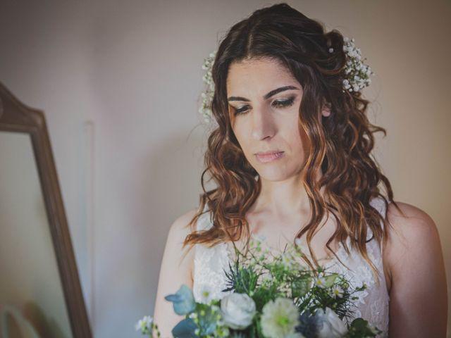 Il matrimonio di Alberto e Stefania a Albese con Cassano, Como 40