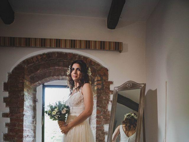 Il matrimonio di Alberto e Stefania a Albese con Cassano, Como 46