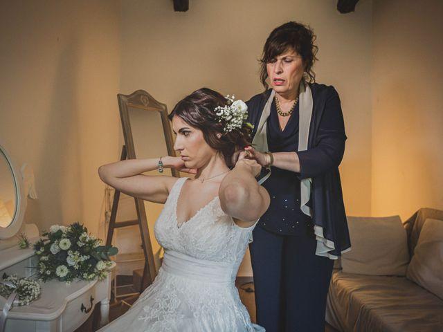 Il matrimonio di Alberto e Stefania a Albese con Cassano, Como 53