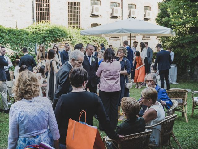 Il matrimonio di Alberto e Stefania a Albese con Cassano, Como 56