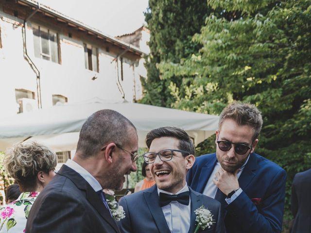 Il matrimonio di Alberto e Stefania a Albese con Cassano, Como 57