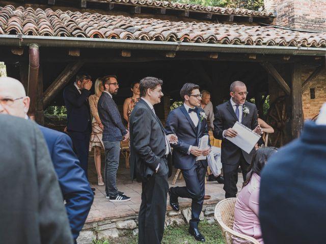 Il matrimonio di Alberto e Stefania a Albese con Cassano, Como 60